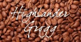 Highlander Grogg  Best Organic Single Origin Coffee Bean