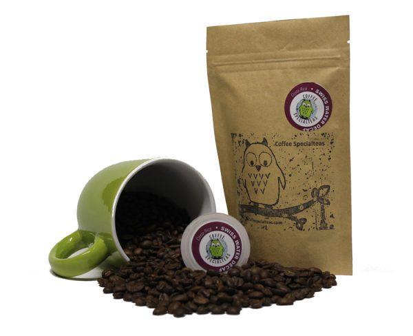 Best Organic Single Origin Coffee Bean   Costa Rico Swiss Water Decaf