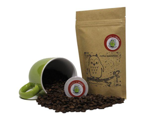 Best Organic Single Origin Coffee Bean | Costa Rica La Pira