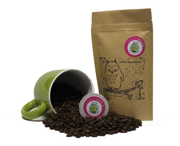 Best Organic Single Origin Coffee Bean | Costa Rico Teofilo