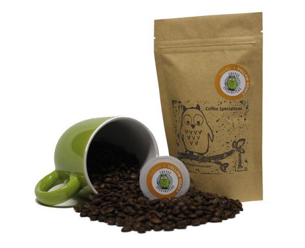 Best Organic Single Origin Coffee Bean | Costa Rico Yellow Honey