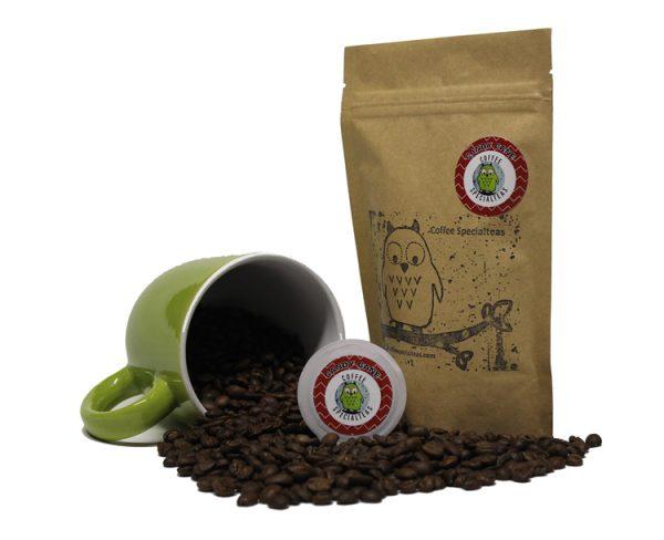 Best Organic Single Origin Coffee Bean | Candy Cane