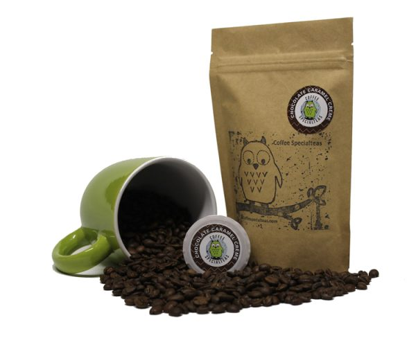 Best Organic Single Origin Coffee Bean | Chocolate Caramel Creme