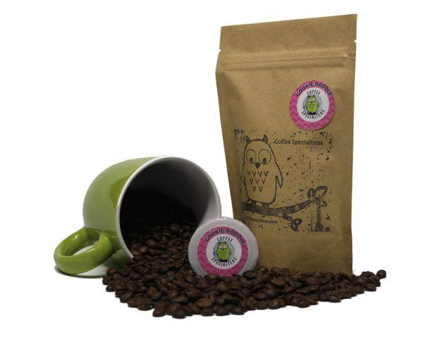 Best Organic Single Origin Coffee Bean | Cookie Dough