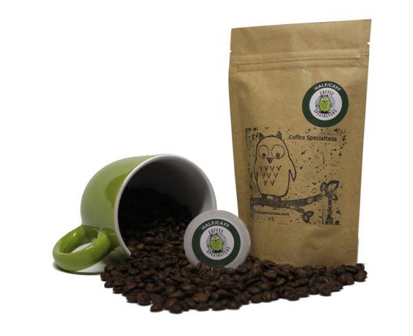 Best Organic Single Origin Coffee Bean | Half Caff