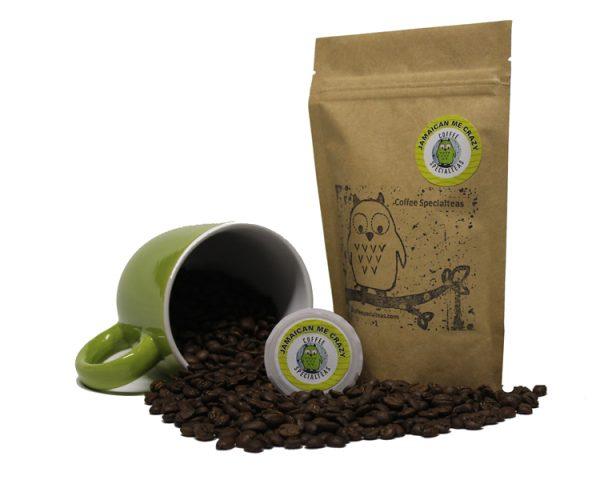 Best Organic Single Origin Coffee Bean   Jamaican Me Crazy