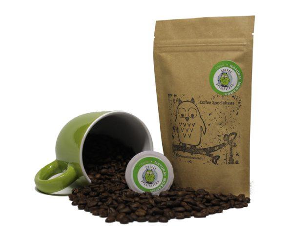 Best Organic Single Origin Coffee Bean   Natural Mokamba