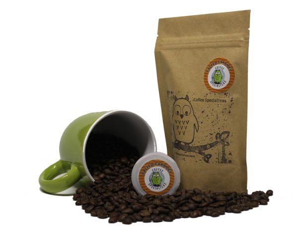 Best Organic Single Origin Coffee Bean | Salted Caramel