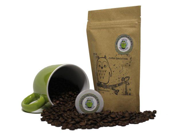 Best Organic Single Origin Coffee Bean | White Chocolate Mint